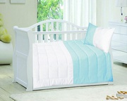 Buy Luxury Egyptian Cotton Cot Duvet And Pillow