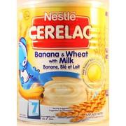 Nestle Cerelac Banana & Wheat with Milk 400g